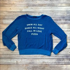 Wildfox sweatshirt NWOT